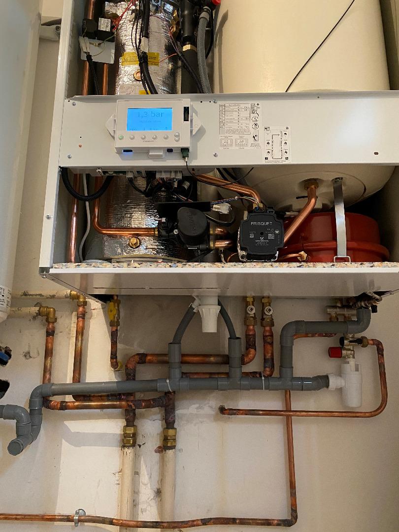 Remplacement de chaudière gaz à condensation à Colomiers