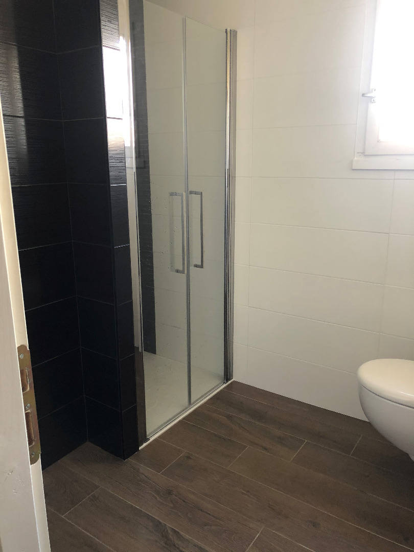 Rénovation de salle d'eau à Tournefeuille