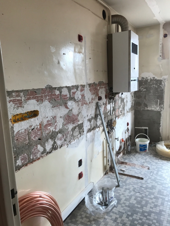 Rénovation d'appartement à Toulouse